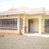 AN EXCLUSIVE 3 BEDROOM BUNGALOW IN MAMBA LANE OF HILLS VIEW ESTATE, ONGATA RONGAI : 5.6 MILLION